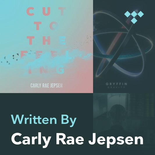 Songwriter Mix: Carly Rae Jepsen