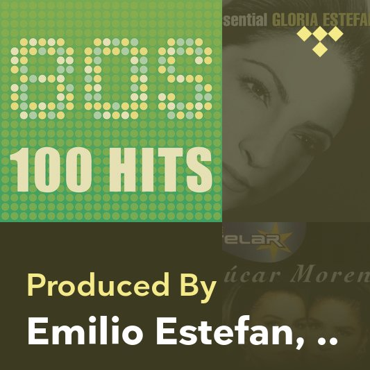 Producer Mix: Emilio Estefan, Jr.