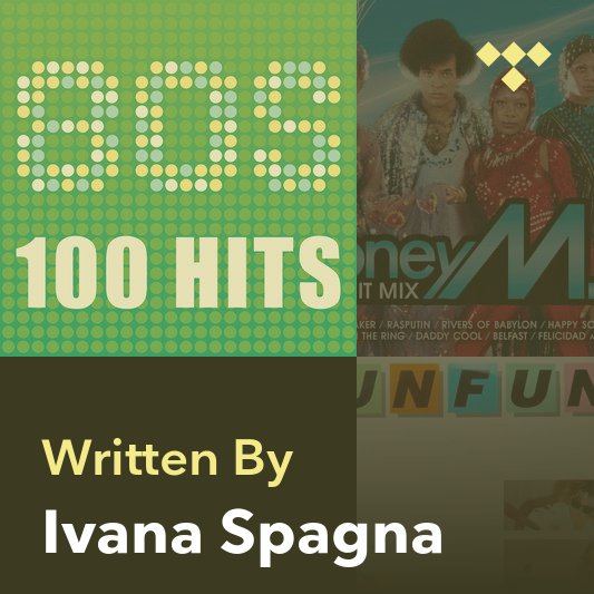 Songwriter Mix: Ivana Spagna