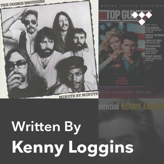 Songwriter Mix: Kenny Loggins