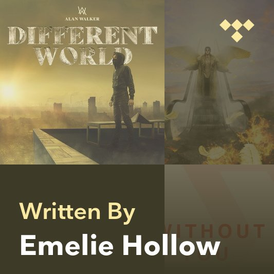 Songwriter Mix: Emelie Hollow