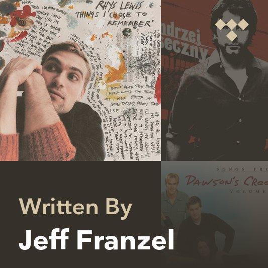 Songwriter Mix: Jeff Franzel