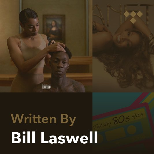 Songwriter Mix: Bill Laswell