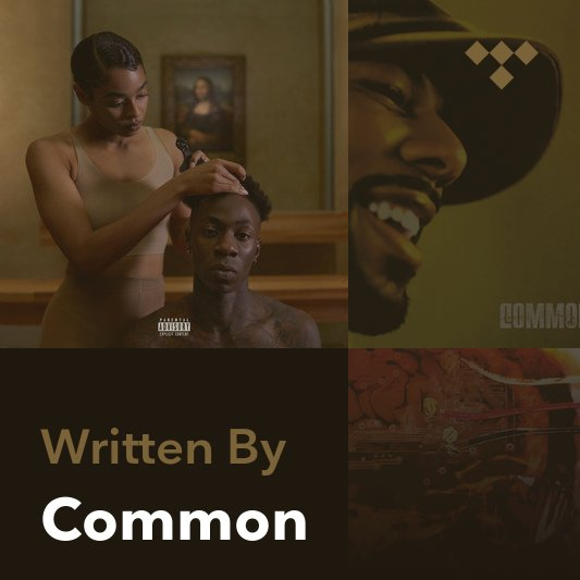 Songwriter Mix: Common