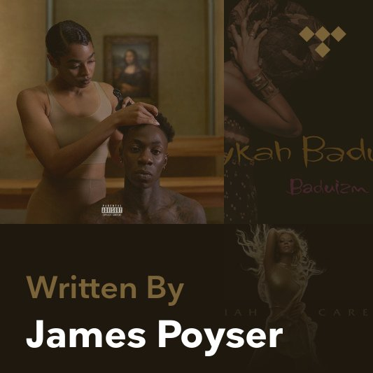 Songwriter Mix: James Poyser