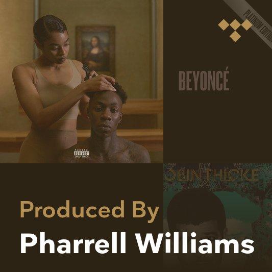 Producer Mix: Pharrell Williams