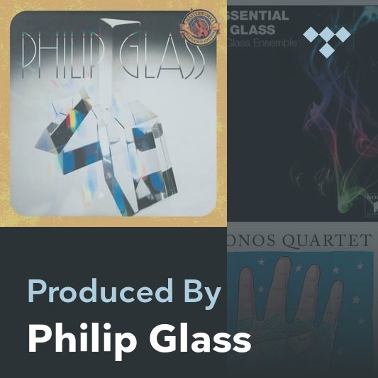 Producer Mix: Philip Glass