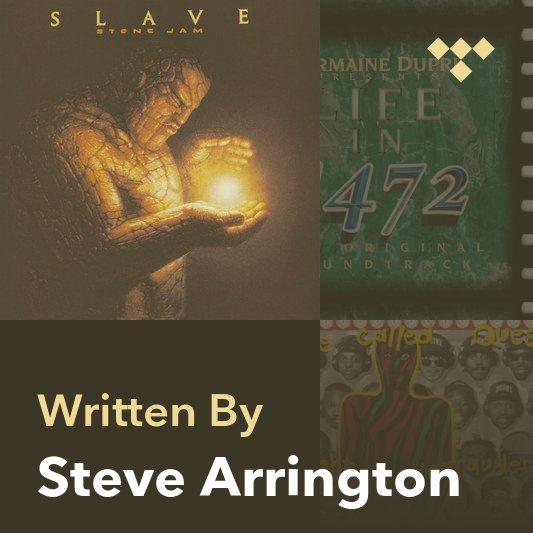 Songwriter Mix: Steve Arrington