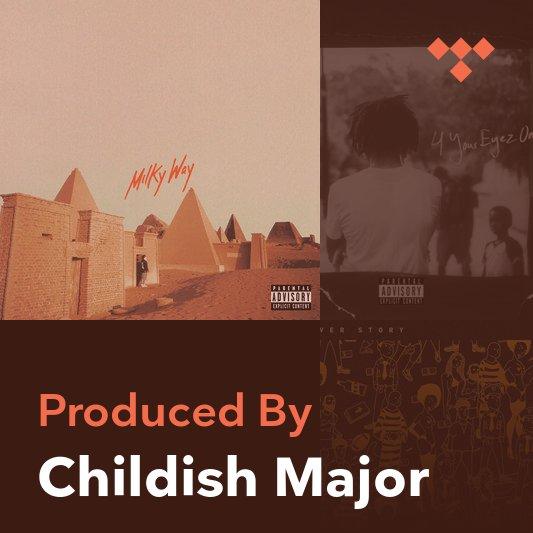 Producer Mix: Childish Major