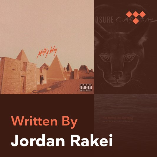 Songwriter Mix: Jordan Rakei