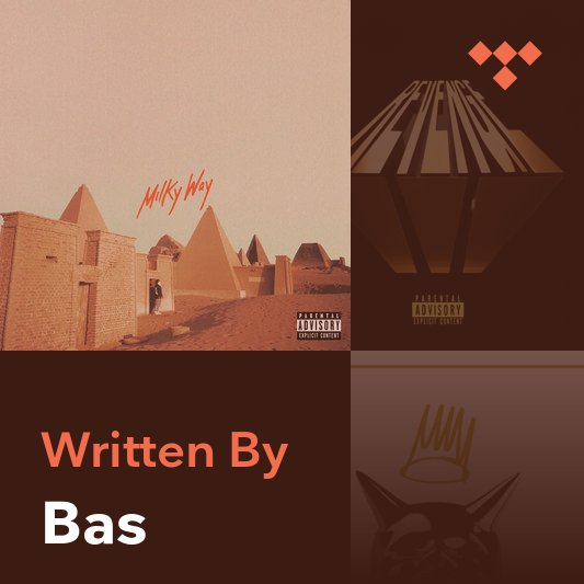 Songwriter Mix: Bas