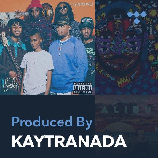 Producer Mix: KAYTRANADA
