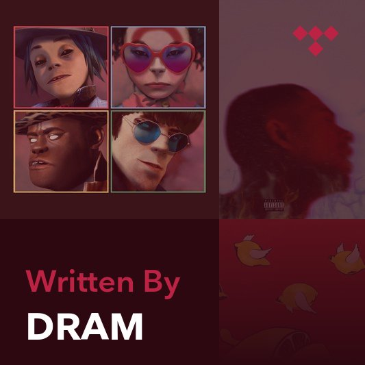 Songwriter Mix: DRAM