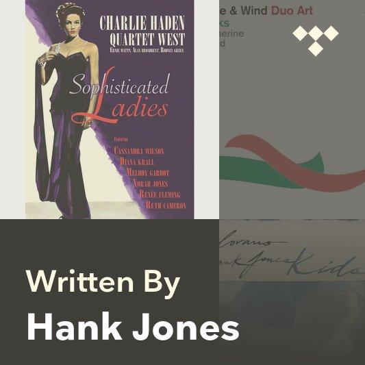 Songwriter Mix: Hank Jones