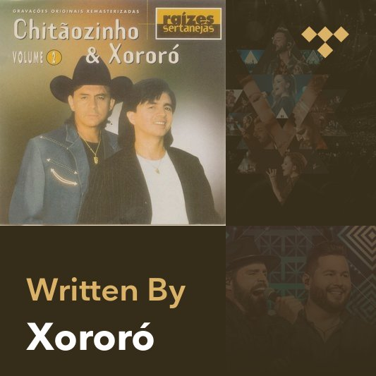 Songwriter Mix: Xororó