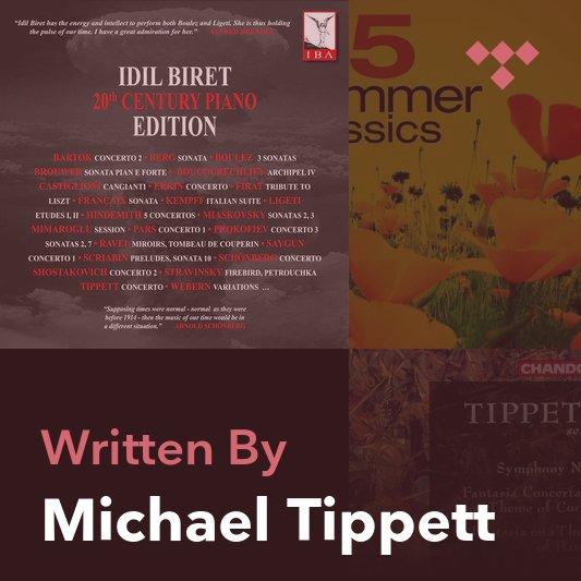 Songwriter Mix: Michael Tippett