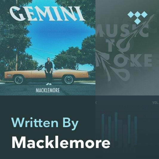Songwriter Mix: Macklemore