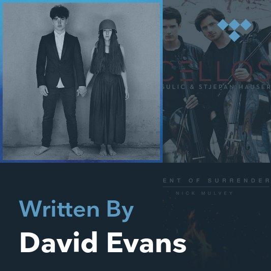 Songwriter Mix: David Evans