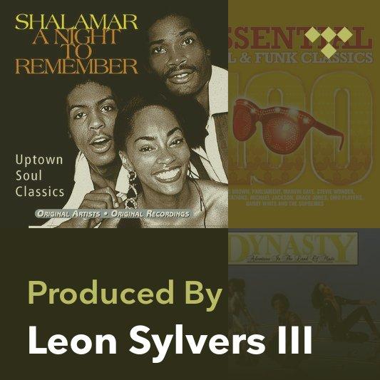 Producer Mix: Leon Sylvers III