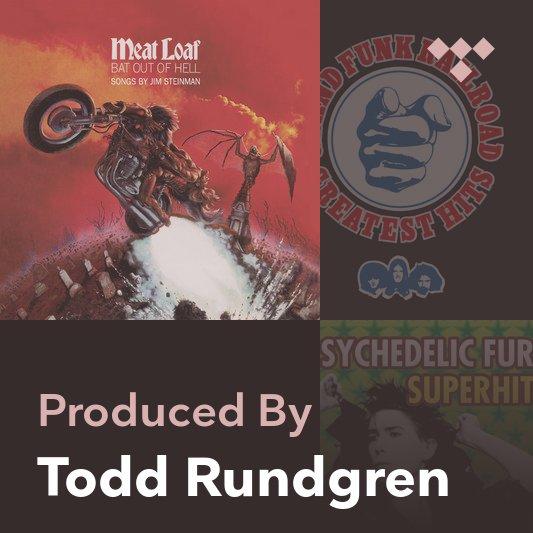 Producer Mix: Todd Rundgren