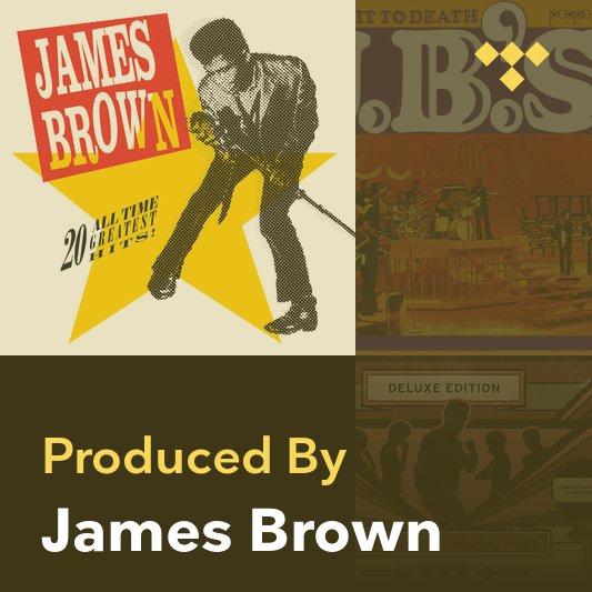 Producer Mix: James Brown