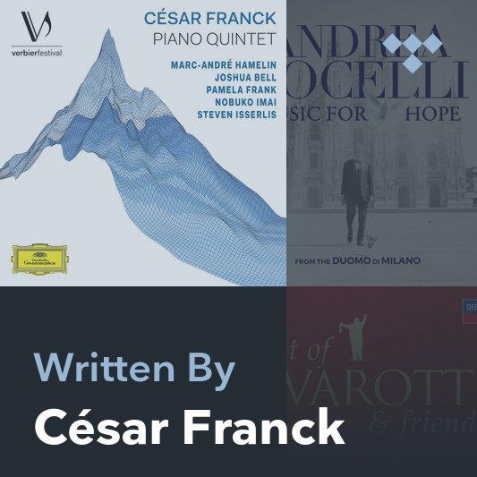 Songwriter Mix: César Franck