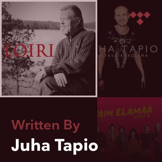Songwriter Mix: Juha Tapio