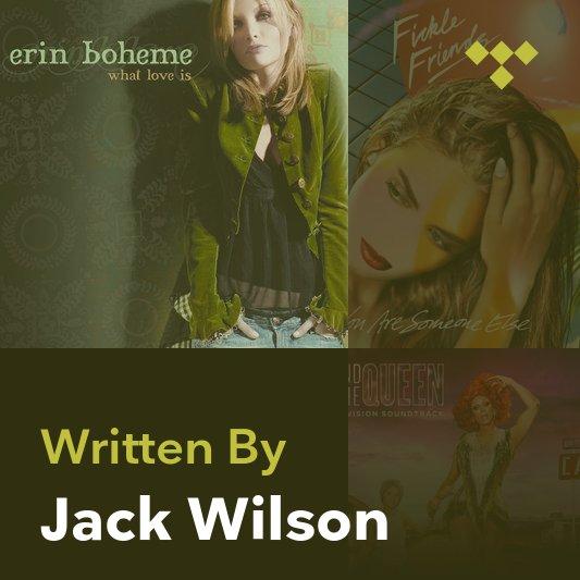 Songwriter Mix: Jack Wilson