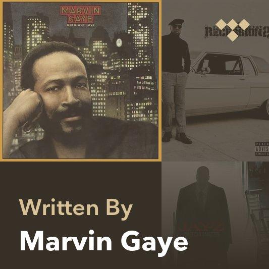 Songwriter Mix: Marvin Gaye