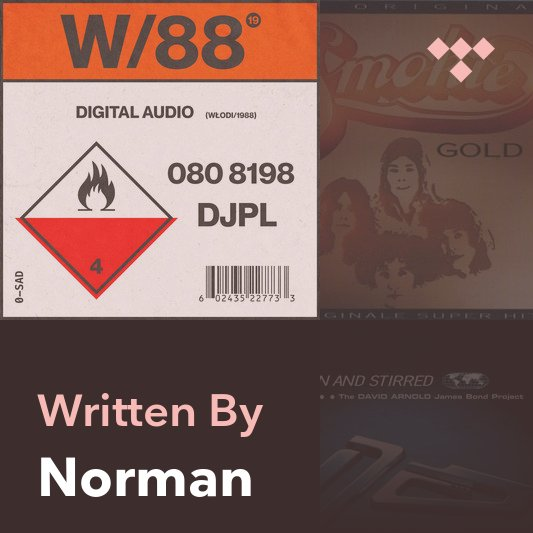 Songwriter Mix: Norman