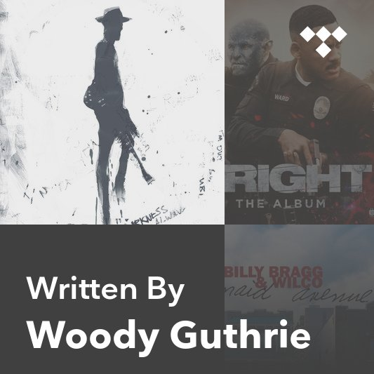 Songwriter Mix: Woody Guthrie