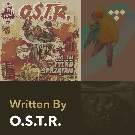 Songwriter Mix: O.S.T.R.