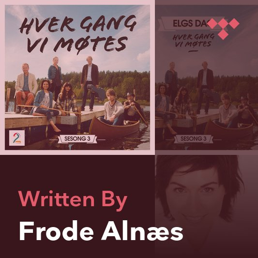 Songwriter Mix: Frode Alnæs