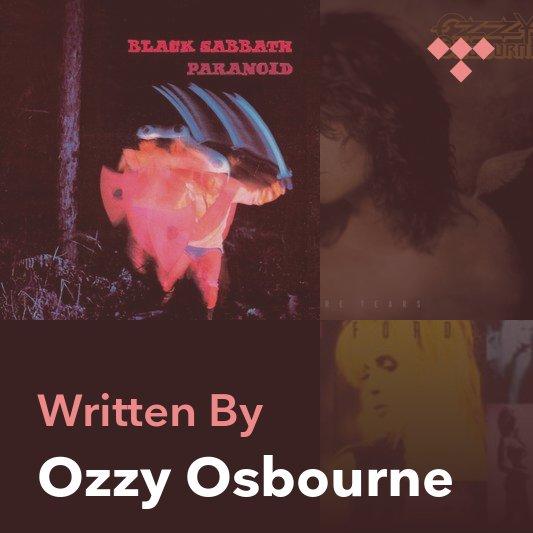 Songwriter Mix: Ozzy Osbourne