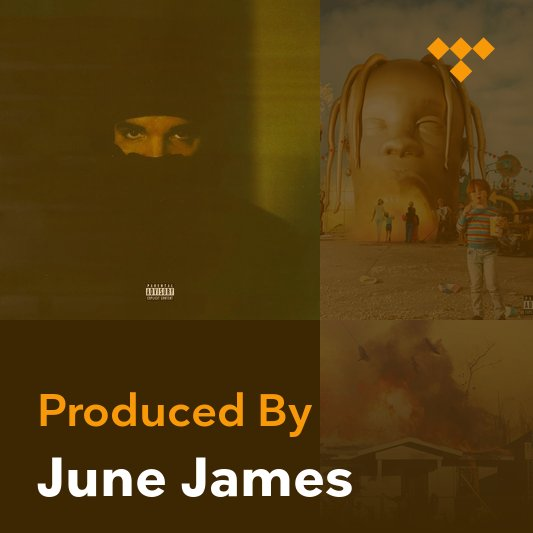 Producer Mix: June James