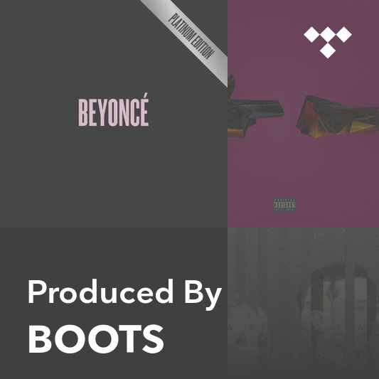 Producer Mix: BOOTS