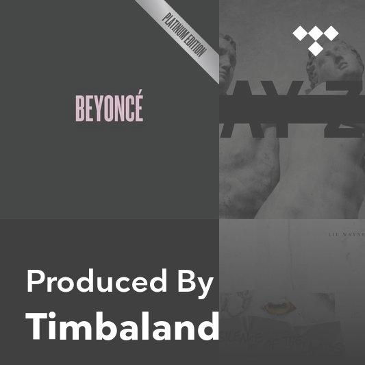 Producer Mix: Timbaland