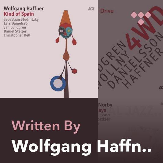Songwriter Mix: Wolfgang Haffner