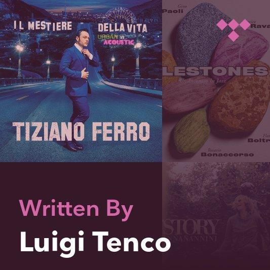 Songwriter Mix: Luigi Tenco
