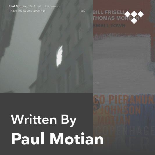 Songwriter Mix: Paul Motian