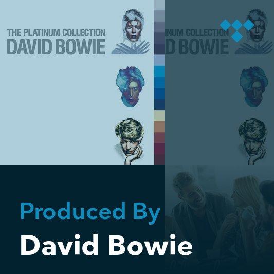 Producer Mix: David Bowie