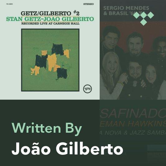 Songwriter Mix: João Gilberto