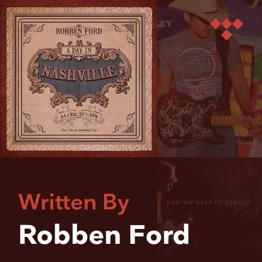 Songwriter Mix: Robben Ford