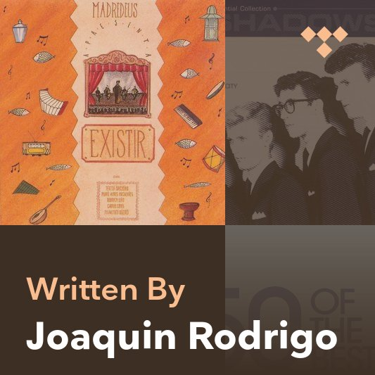 Songwriter Mix: Joaquin Rodrigo