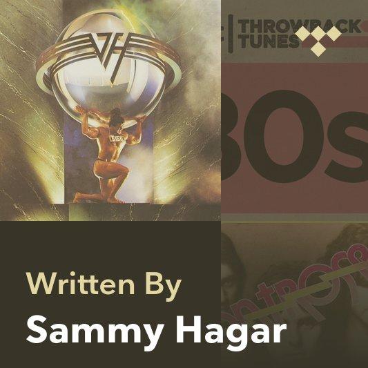 Songwriter Mix: Sammy Hagar