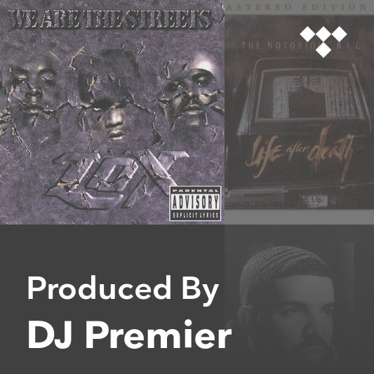 Producer Mix: DJ Premier