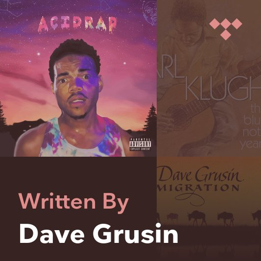 Songwriter Mix: Dave Grusin