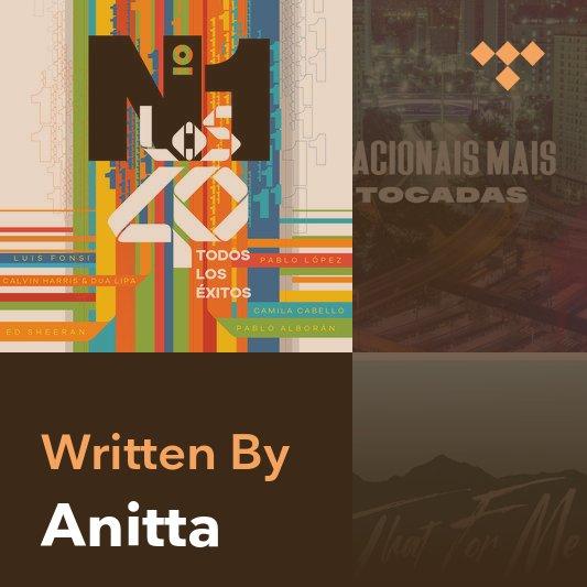 Songwriter Mix: Anitta