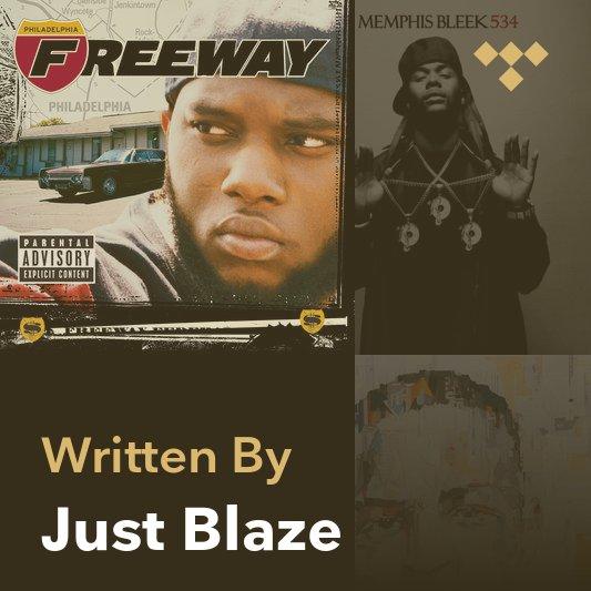 Songwriter Mix: Just Blaze