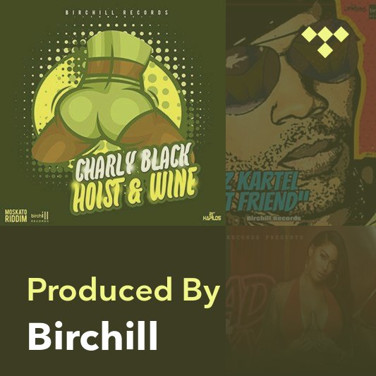 Producer Mix: Birchill